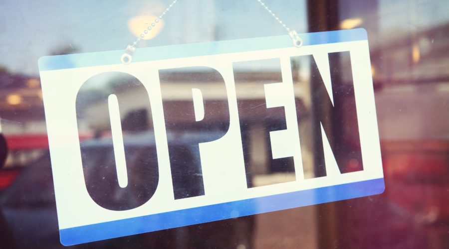 Sign On – ASI is Open